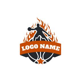 Free Basketball Logo Designs.
