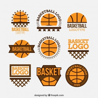 Basketball Logo Vectors, Photos and PSD files.