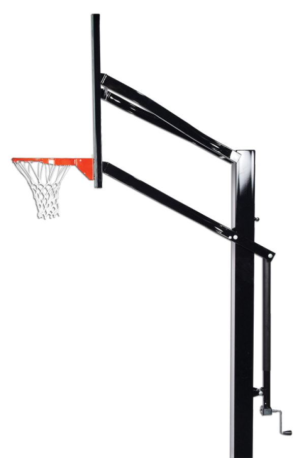 Basketball Hoop Side View PNG Transparent Basketball Hoop.