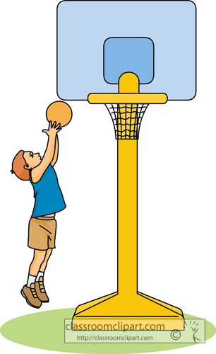 Basketball Number 22 Clipart.