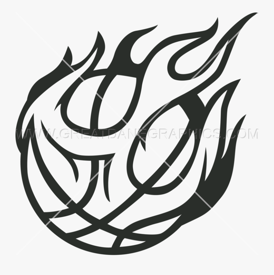Basketball Clipart Symbol.