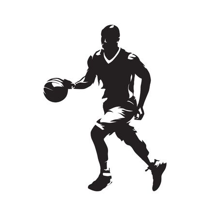 19,640 Basketball Player Cliparts, Stock Vector And Royalty Free.