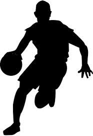 Clipart Basketball Players.