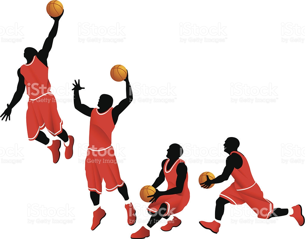 Collection of Dunking clipart.