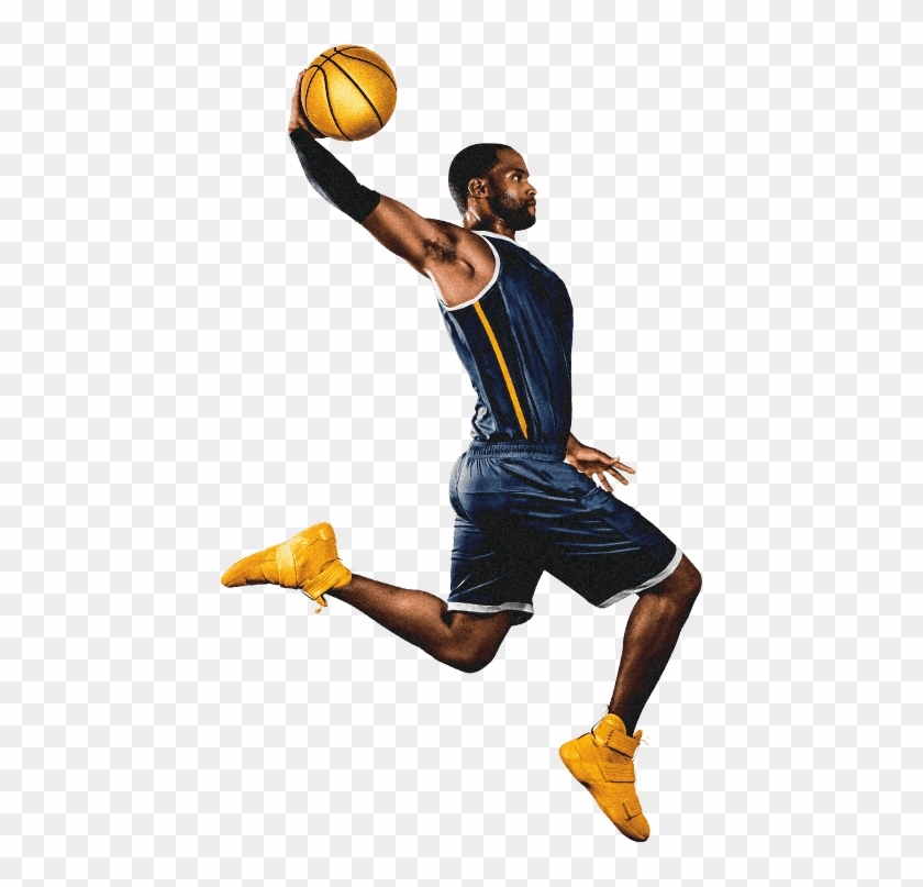 Basketball Player Png, Transparent Png.