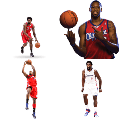 NBA Players transparent PNG images.