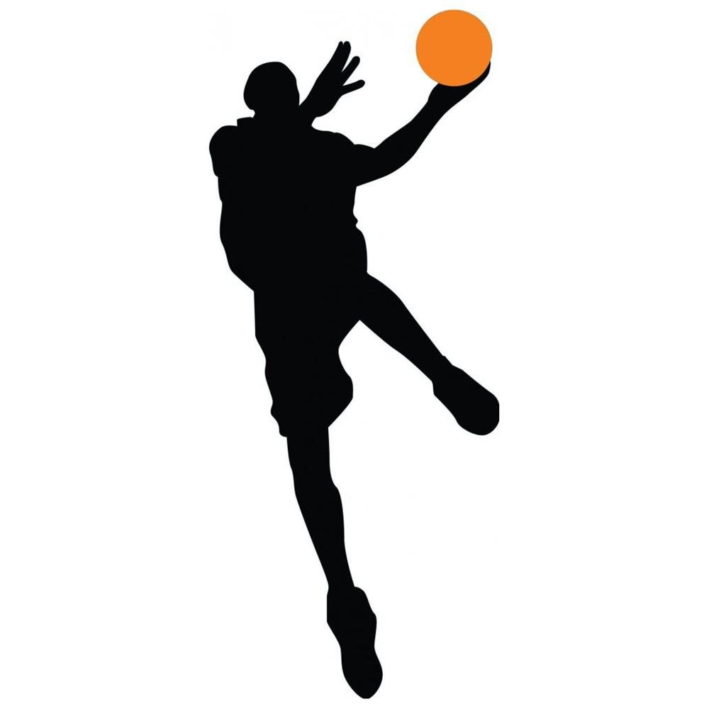 Free Silhouette Basketball Cliparts, Download Free Clip Art.