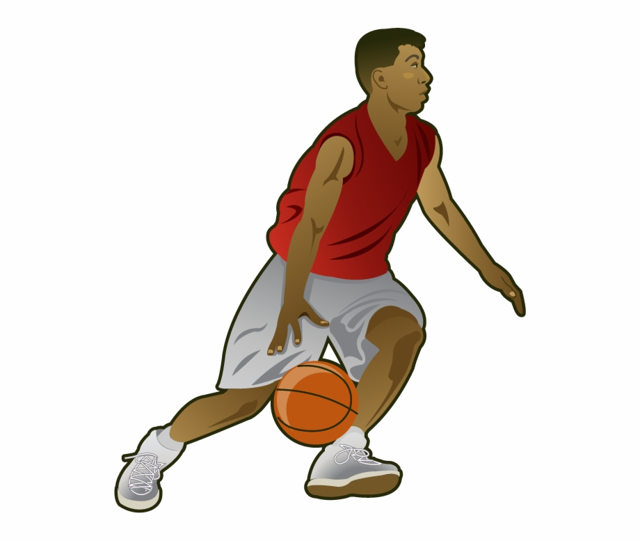 Basketball Clipart Person X Transparent Png.
