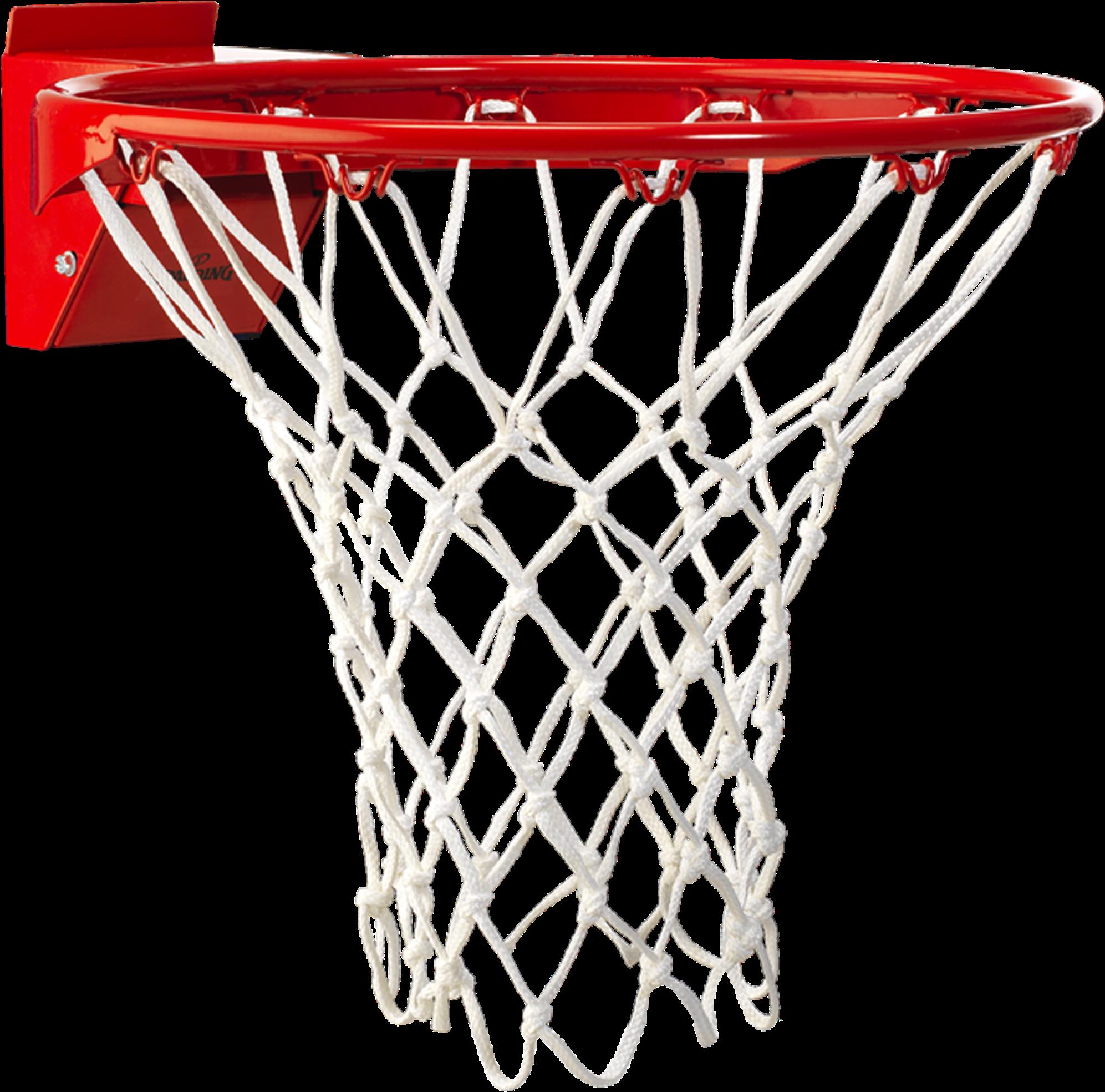 HD Pro Image™ Basketball Rim.