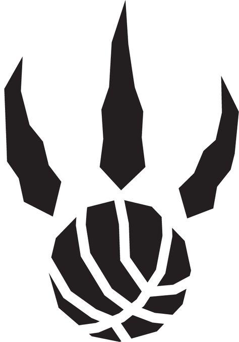 Toronto Raptors Alternate Logo.