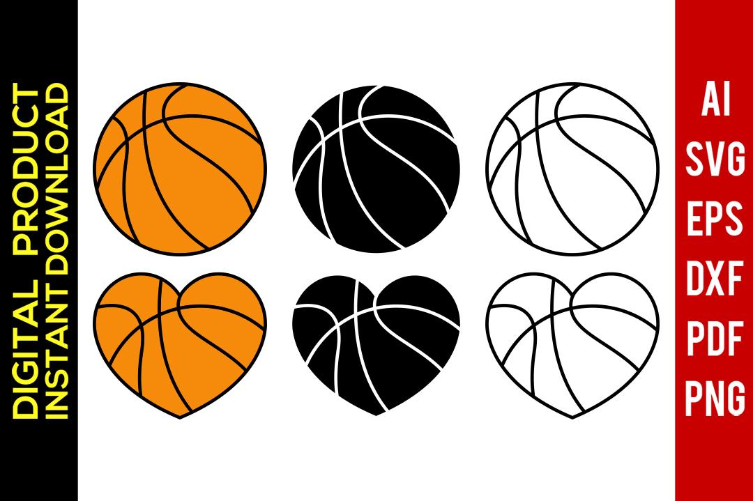 Basketball svg.
