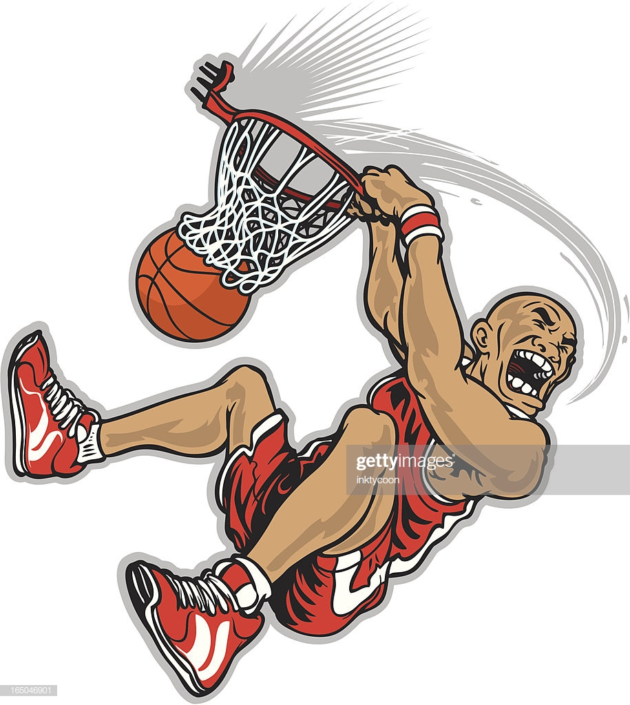 60 Top Slam Dunk Stock Illustrations, Clip art, Cartoons, & Icons.