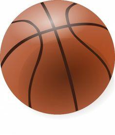 Gioppino Basketball clip art.