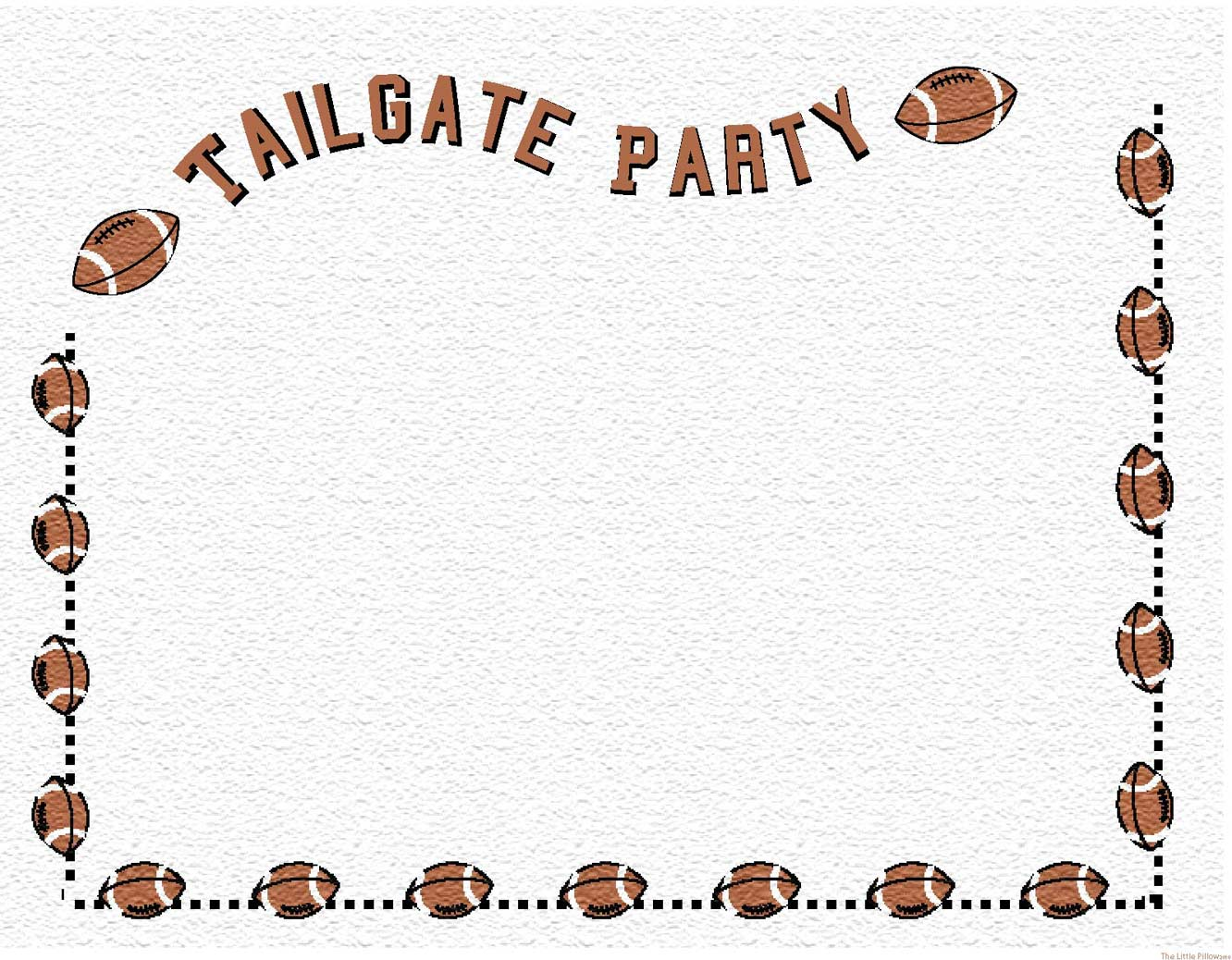 tailgate clipart.