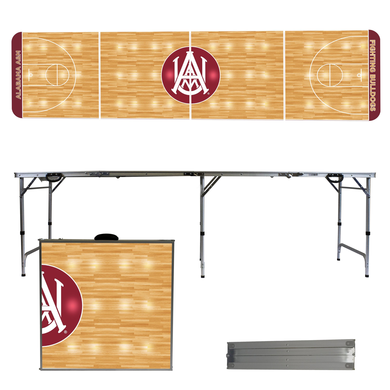 Alabama A&M University Bulldogs Cornhole Games.