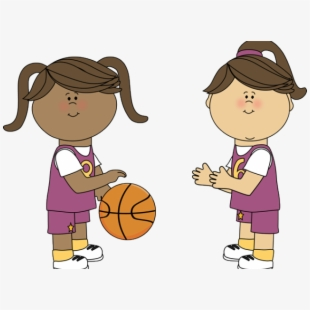 Park Clipart Basketball.