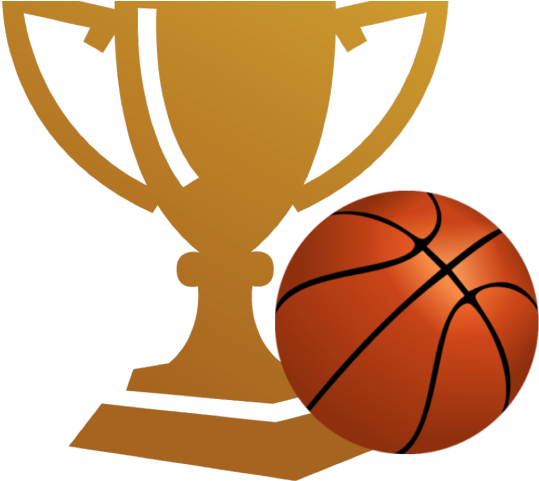 Basketball Team Clipart Trophy.