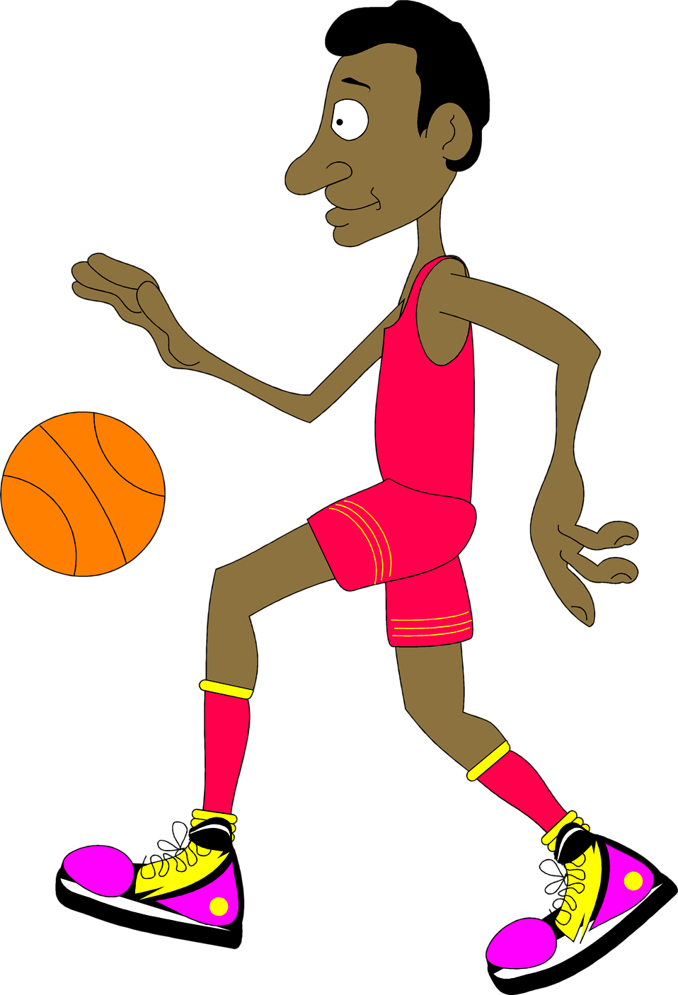 Free Background Basketball Cliparts, Download Free Clip Art.