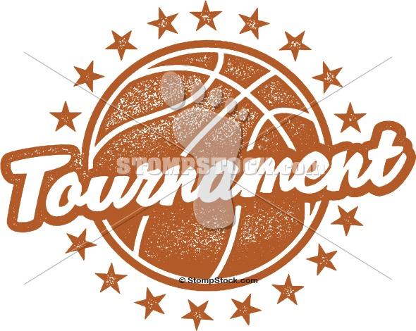Basketball Tournament Clip Art.