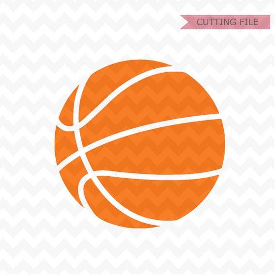 Basketball svg, Basketball cut file, basketball vector, basketball svg and  PNG instant download, basketball svg cricut slhouette.