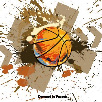 Basketball Vector, Free Download Basketball court, Basketball logo.