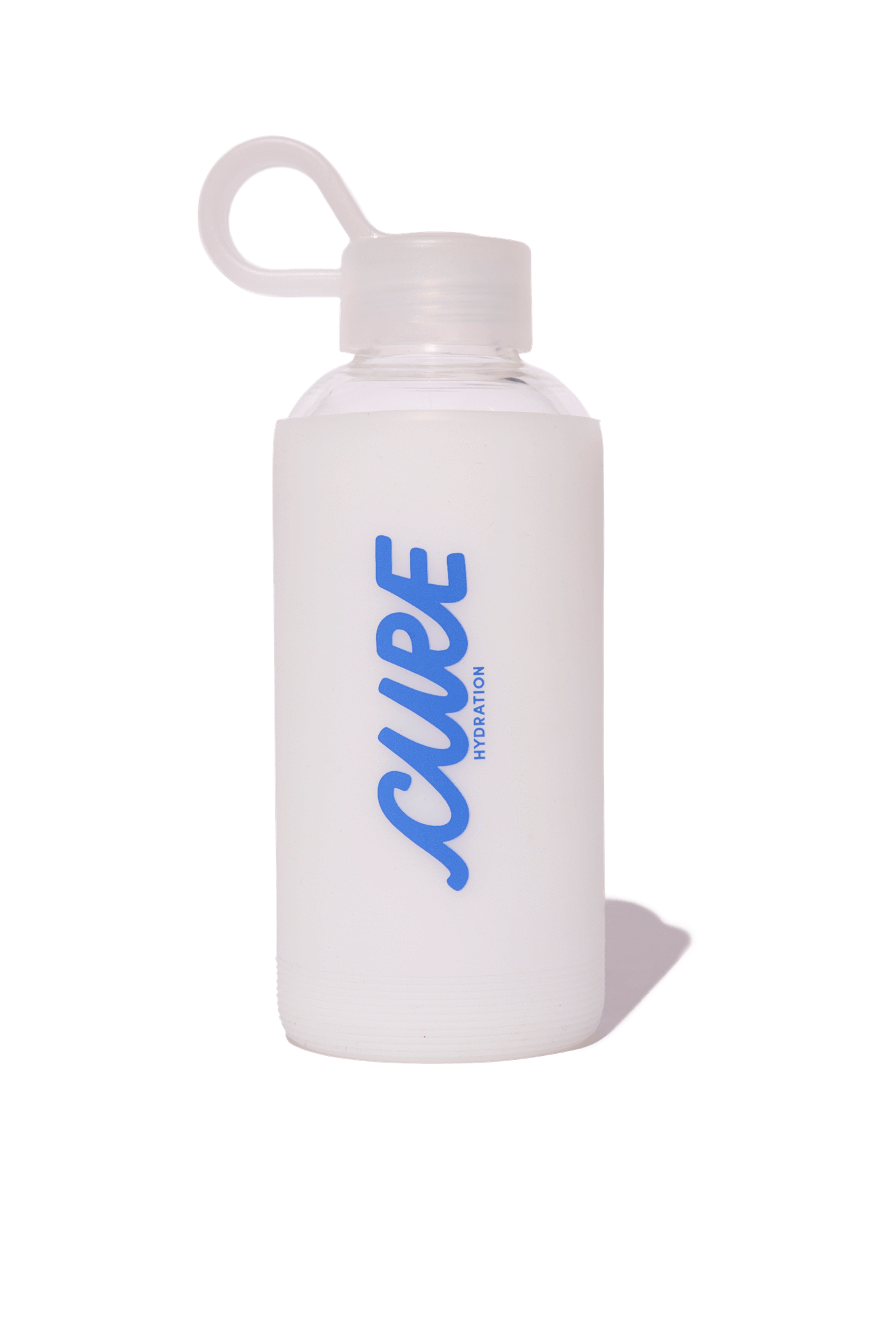 16oz Glass Water Bottle.