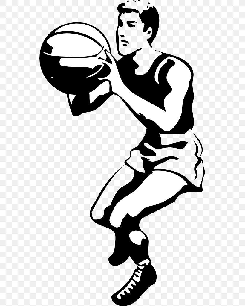 Basketball Black And White Slam Dunk Clip Art, PNG.