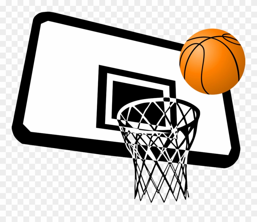 Image Download Basketball Court Clipart.