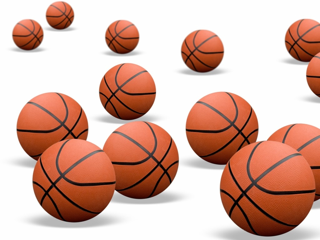 Basketballs clipart - Clipground