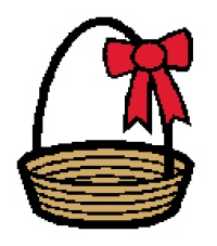 Baskets Clipart.