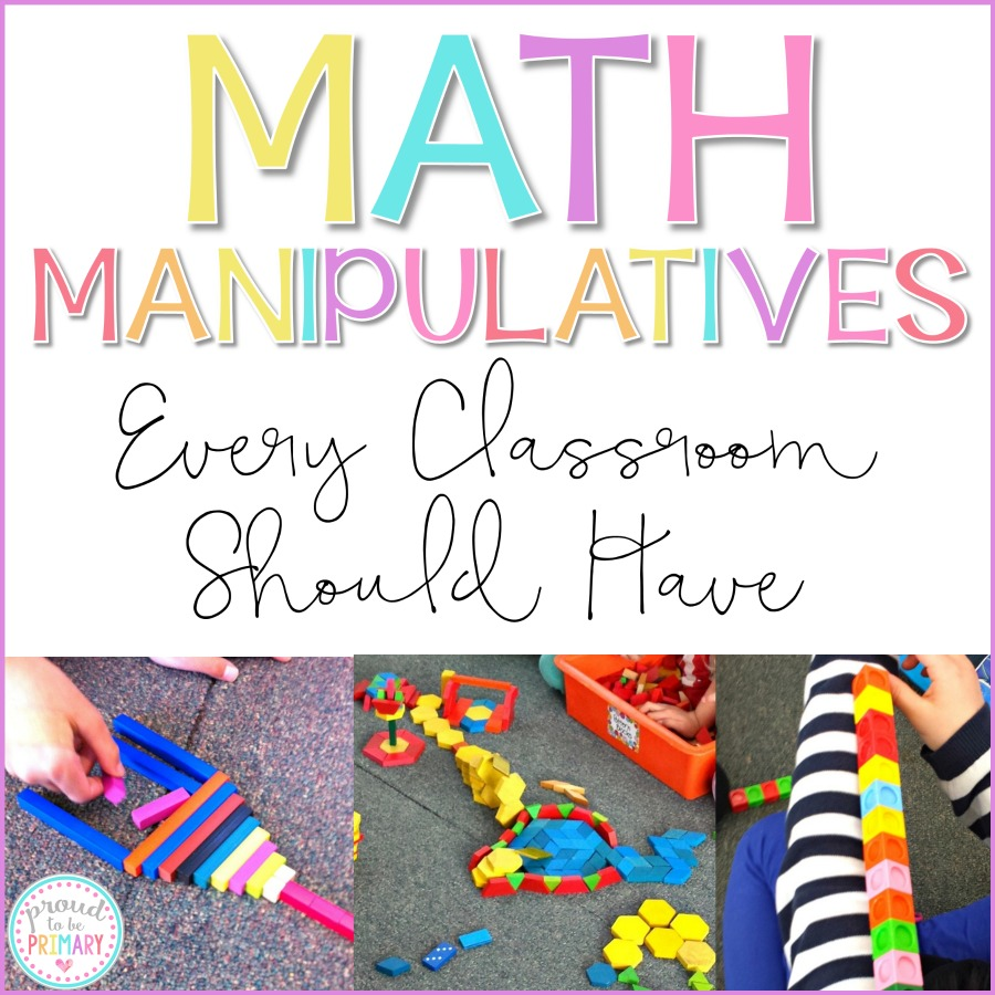 Math Manipulatives Every Classroom Should Have.