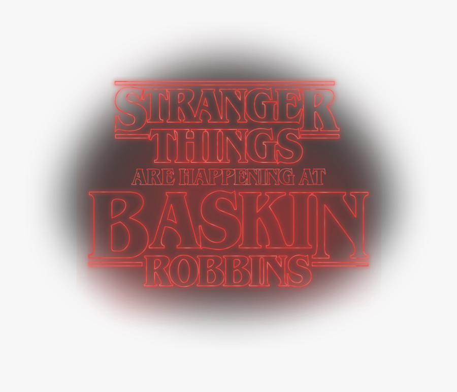 Transparent Baskin Robbins Logo Png.