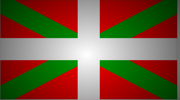 Sillius Flag Basque Country clip art Free Vector / 4Vector.