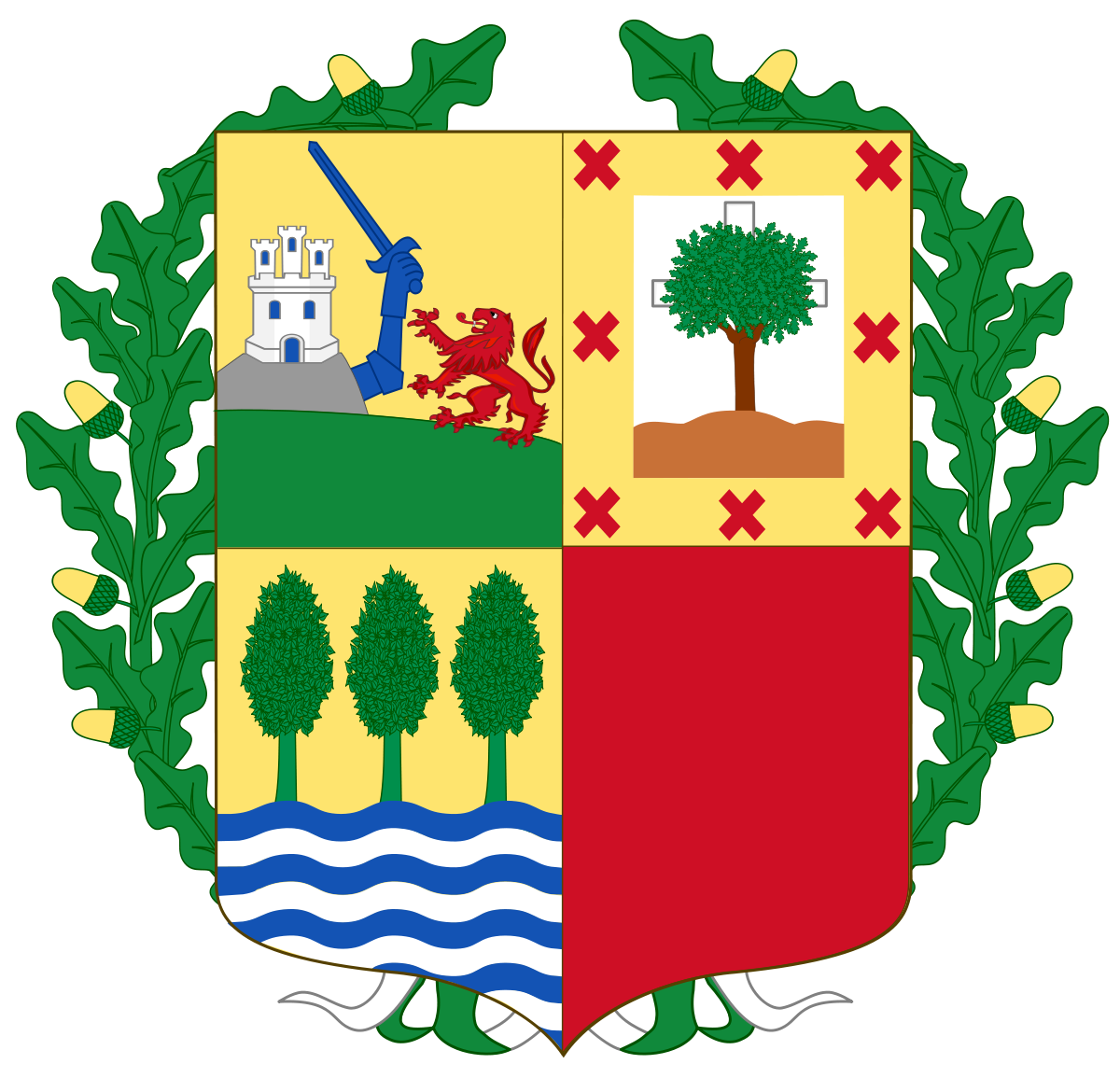 Coat of arms of Basque Country (autonomous community).