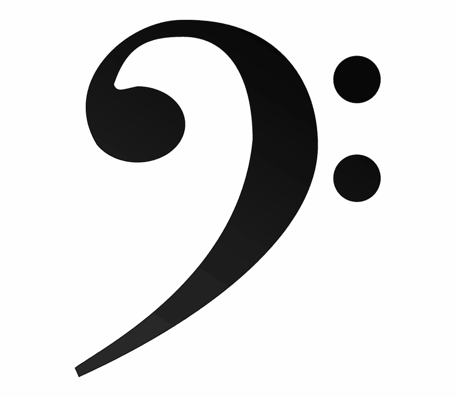 Bass Clef Free PNG Images & Clipart Download #399278.