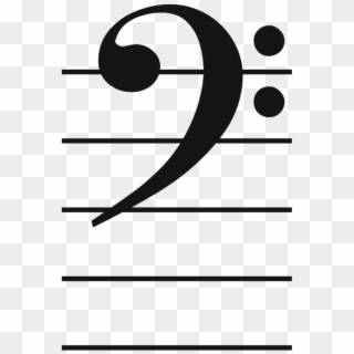 Bass Clef PNG Images, Free Transparent Image Download.