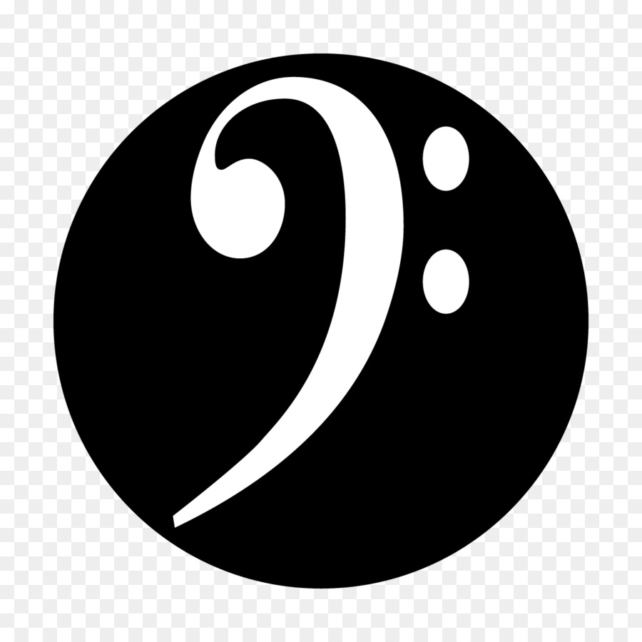 bass clef png download.