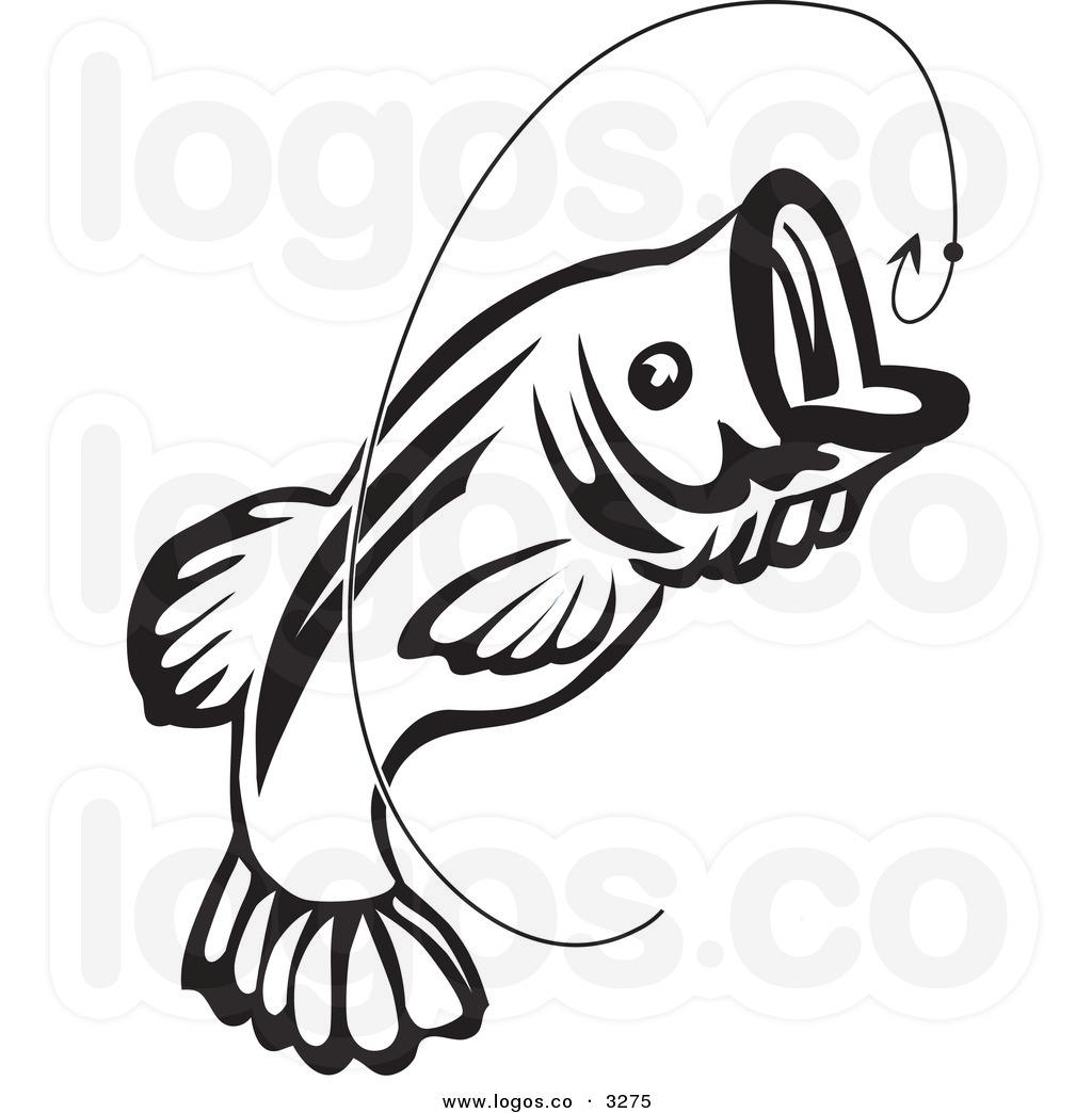 75+ Bass Fish Clip Art.