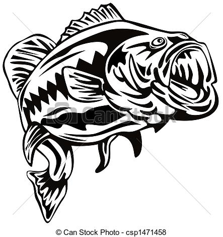 Largemouth bass Illustrations and Clip Art. 349 Largemouth bass.