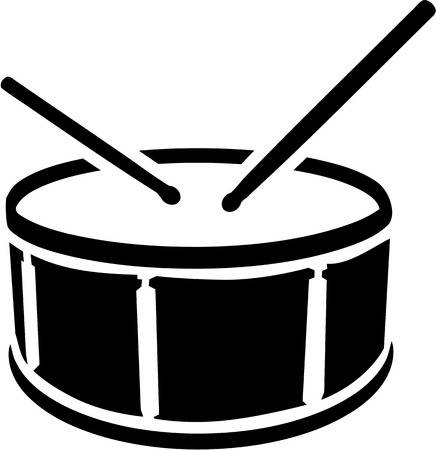 Bass drum clipart 6 » Clipart Station.