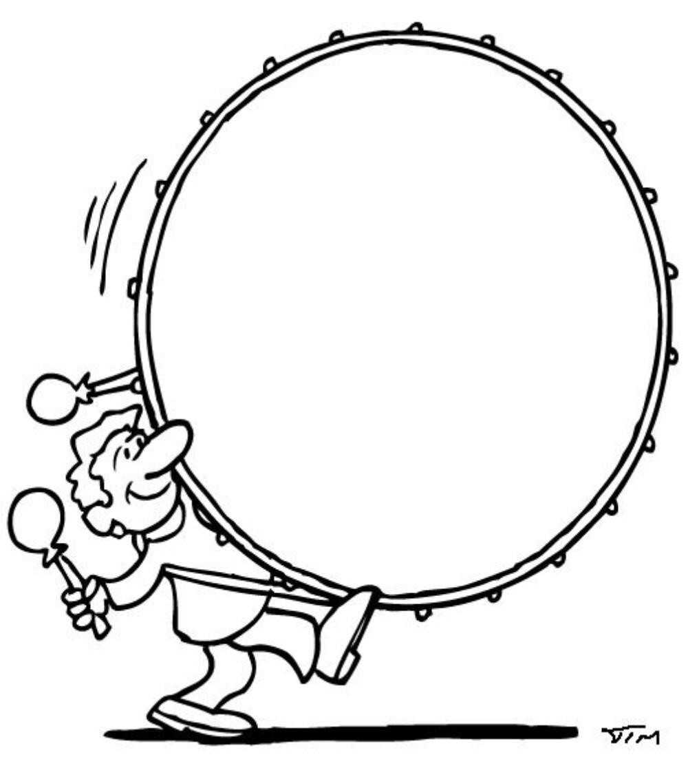 Drum Clipart Big Bass Drum 589966 8934752 Bass Drum Clip Art.