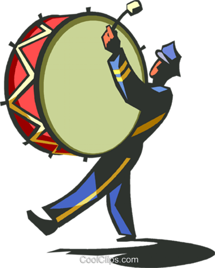 bass drum clipart.