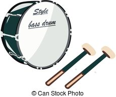 Bass drum Stock Illustration Images. 3,256 Bass drum illustrations.