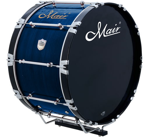 Mair Victor Series Marching Bass Drum.