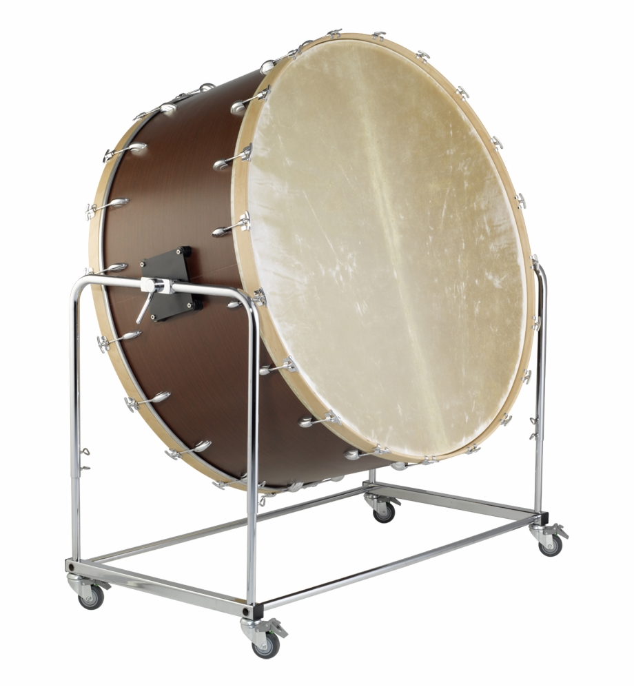 Bass Drum Xxl With Stand.