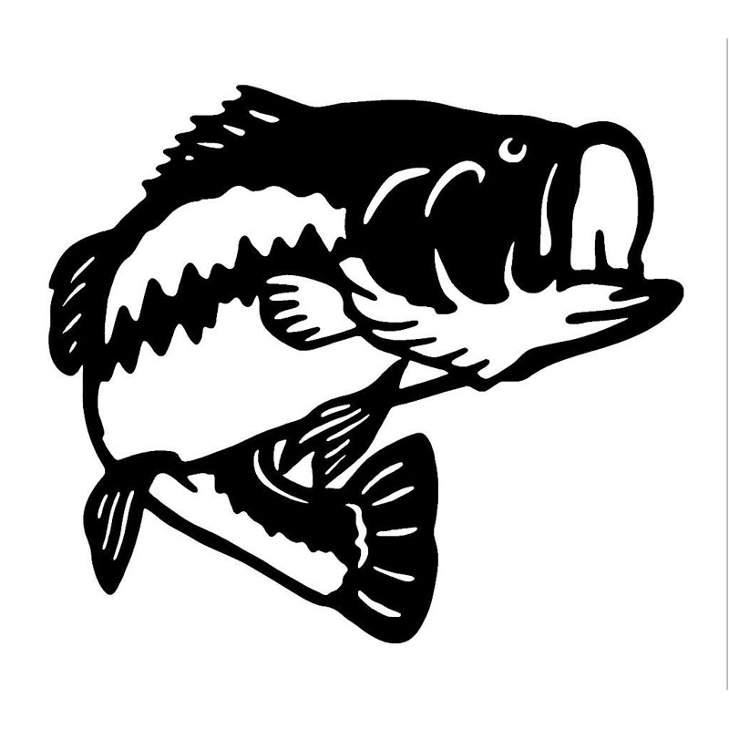 Compare prices on bass fishing sticker clip art library.