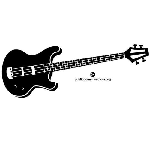 Bass guitar clipart 20 free Cliparts | Download images on ...