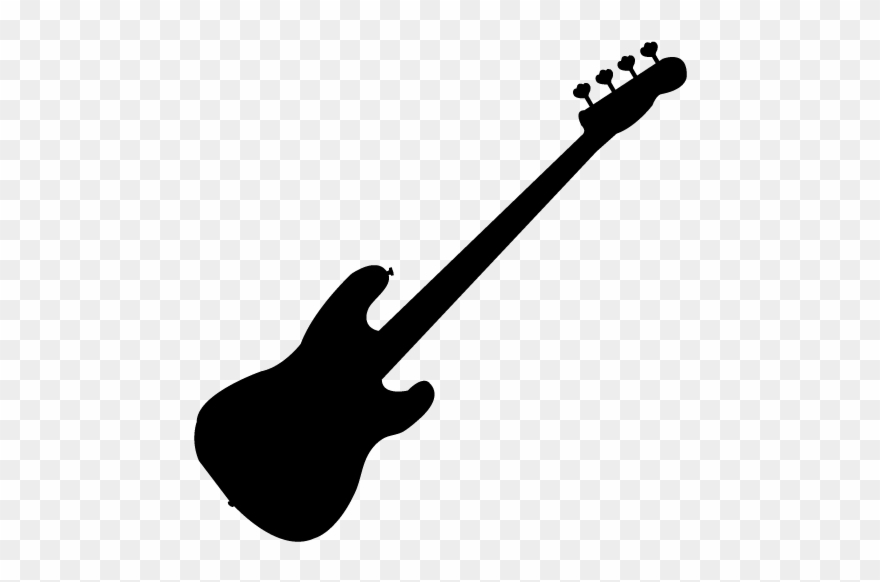 Fender Stratocaster Electric Guitar Bass Guitar Clipart.