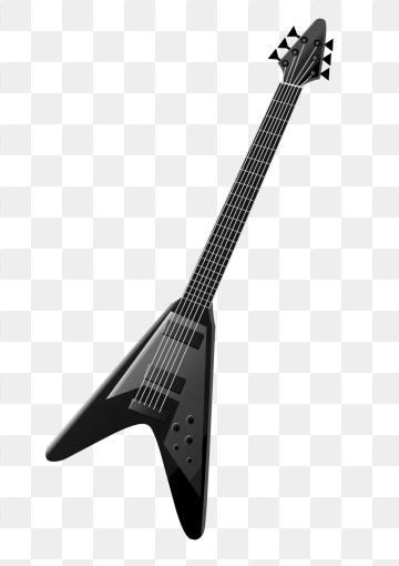 Bass Guitar PNG Images.