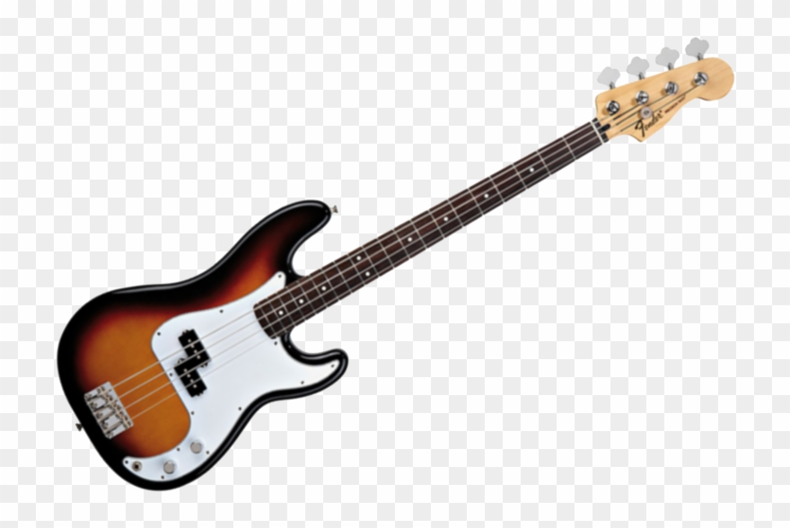 Bass Guitar Png Hd Clipart (#3085565).